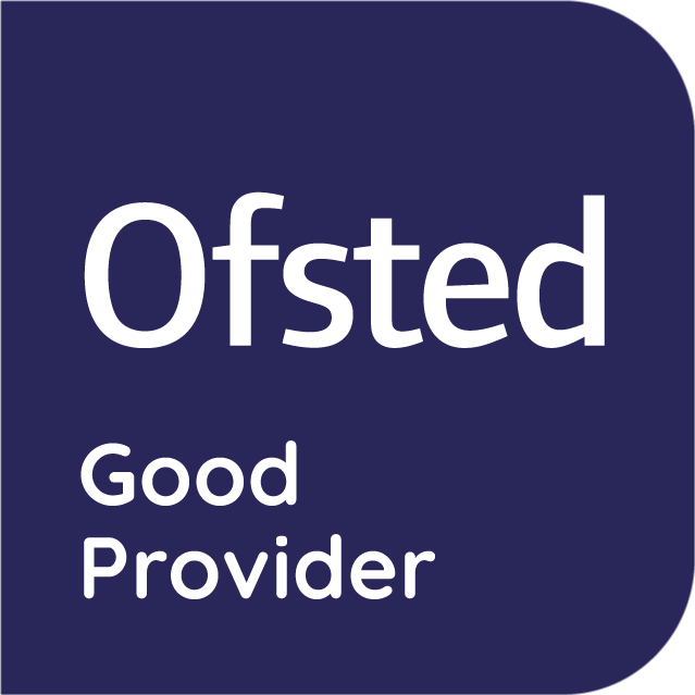 Ofsted Good Provider Badge