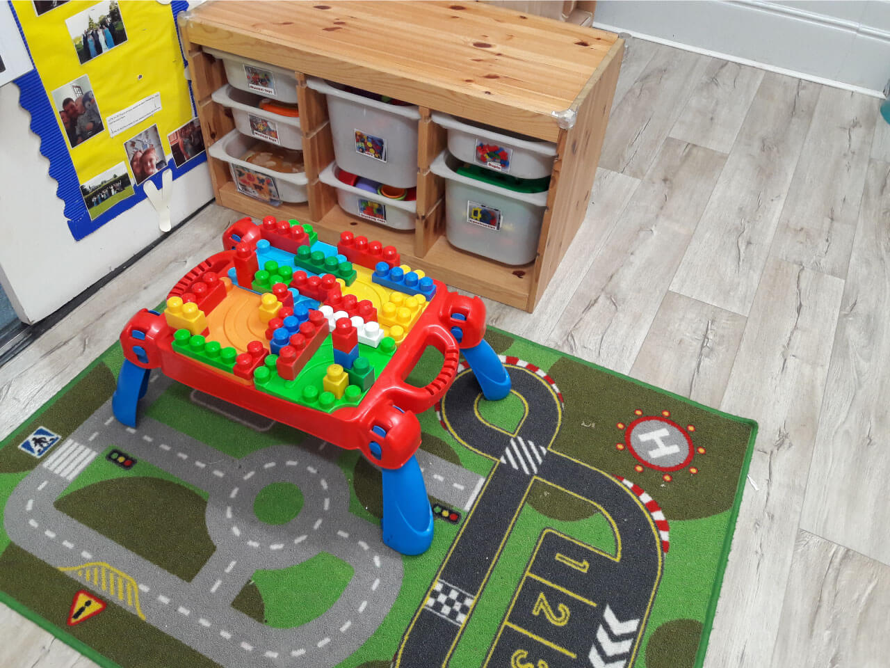 Toys for toddlers to play and learn with together